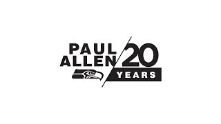 Moment in Time: Seattle Seahawks Paul Allen Era 20 Year Anniversary