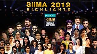 Highlights of SIIMA 2019   Doha, Qatar   SIIMA2019