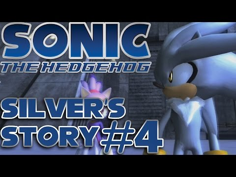 Sonic The Hedgehog 2006 - Silver's Story Part 4 - White Acropolis