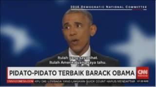 Laporan Langsung VOA untuk CNN Indonesia: Jelang Pidato Perpisahan Barack Obama