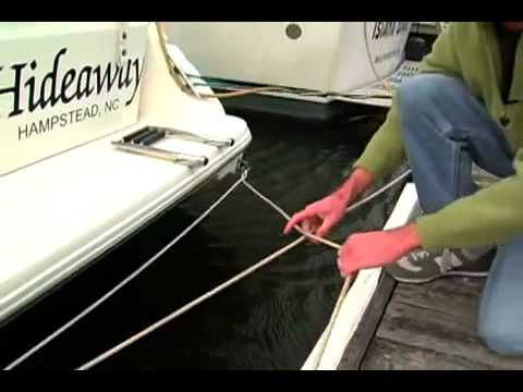 Boat Maintenance   How to Maintain Boat Ropes Lines