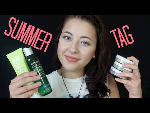 Summer Tag (SUMMER FAVS!) - Collab with BethBr00tality