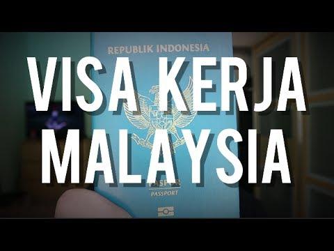 Visa Kerja di Malaysia (SHARE)