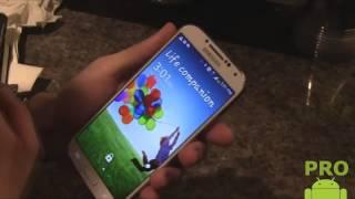 Samsung Galaxy S4 - Completo VideoAnalisis en Español // Pro Android