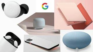 Google products 2019 - new latest technology - pixel, Pixelbook go, nest wifi - music - SCREENSHOTZ
