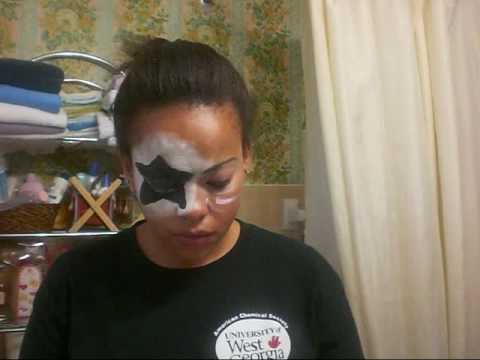 Time Lapse: KISS (StarChild) Make-Up