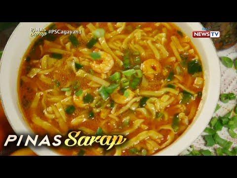 Pinas Sarap: Noodle dish na