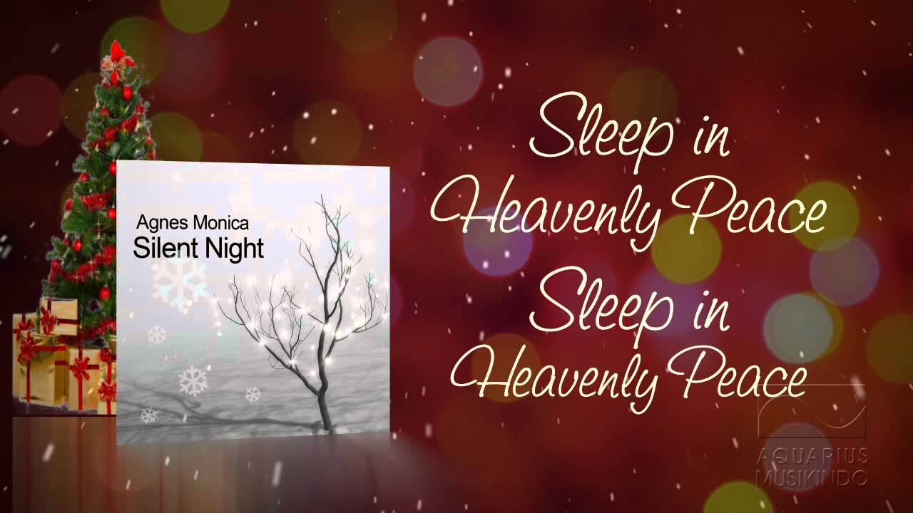 Agnes Monica - Silent Night