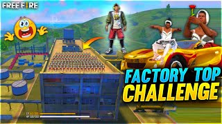 Only Factory Challenge In Bermuda Map With 50 Random Players - Garena Free Fire