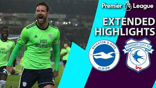 Download Brighton v. Cardiff City | PREMIER LEAGUE EXTENDED HIGHLIGHTS | 4/16/19 | NBC Sports Video