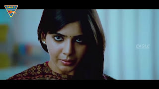 Samantha New Hindi Comedy Scenes || Back To Back Comedy || Latest Hindi Dubbed Movies