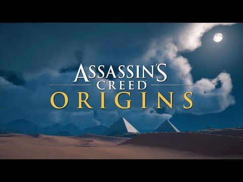 Assassin's Creed Origins Time-Lapse