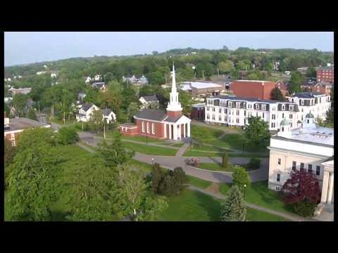 Acadia University Wolfville NS1