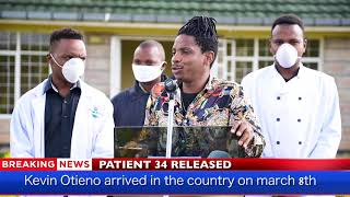 Eric Omondi - Kevin Otieno Patient Number 34