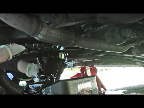 How NOT to change engine oil FAIL!
