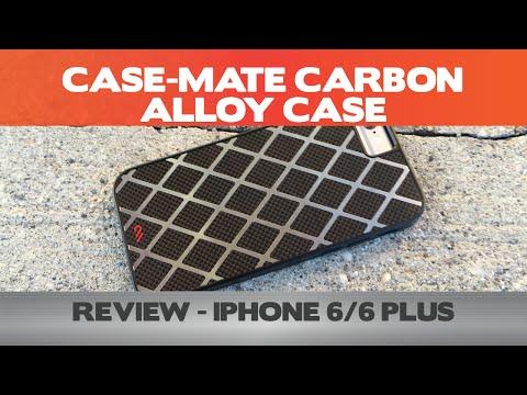 Case-Mate Carbon Alloy Case Review - iPhone 6/6 Plus