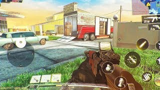 New Free To Play Call Of Duty! (call Of Duty Mobile Gameplay)