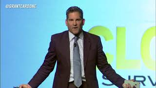 How to Achieve Your Goals (Warning - Not for Most People) - Grant Cardone