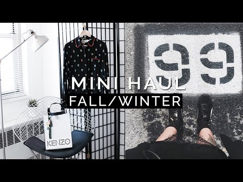Mini Haul - ASOS, H&M x KENZO, Fenty x Puma, & Zara!