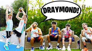 NBA Player Charades!