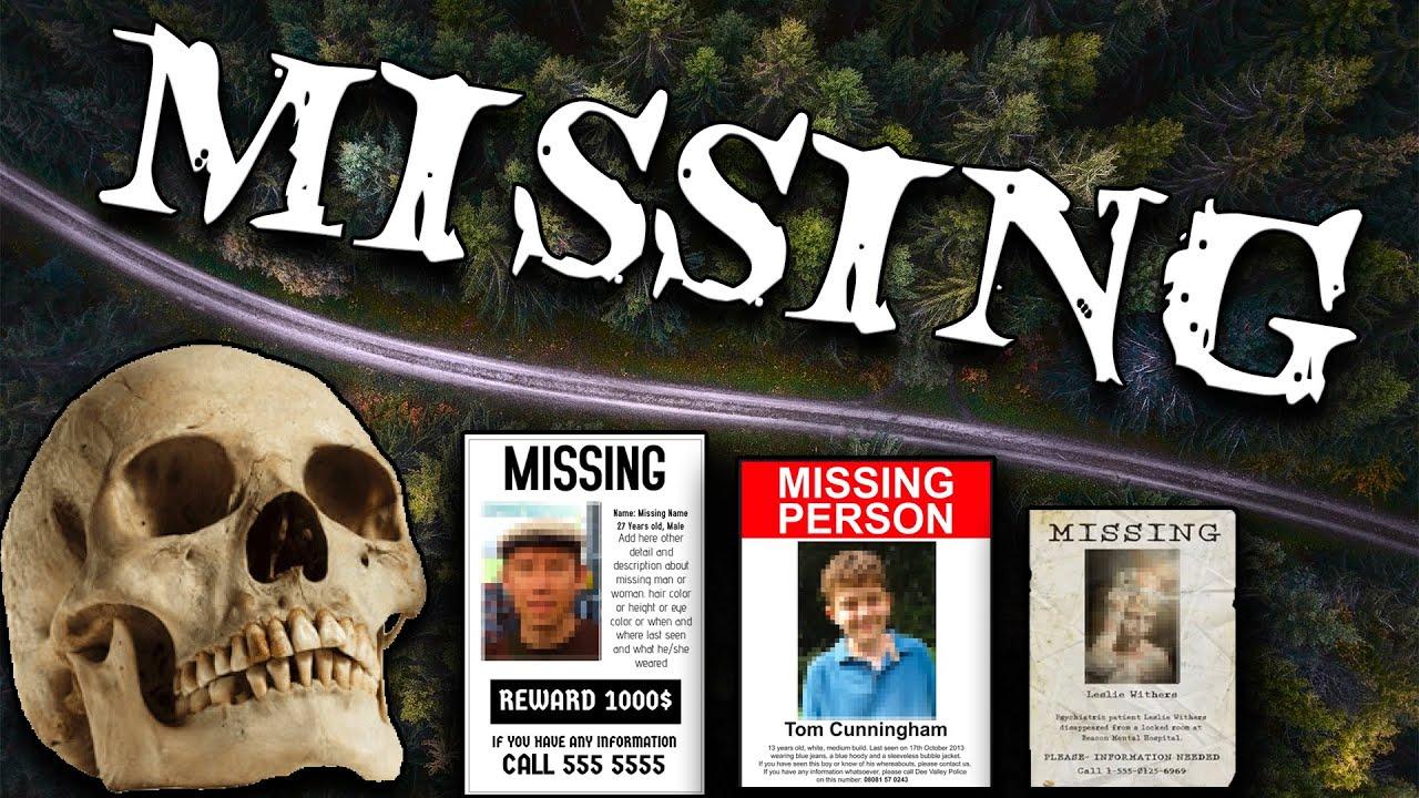 5 Creepiest Missing 411 Cases