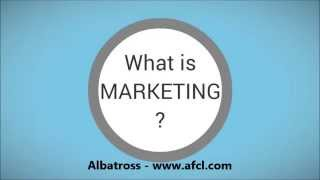 What is Marketing ?