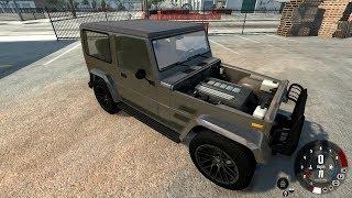 Virtual Garage Extras - V10 Hopper Full Burnout From Ep. 6