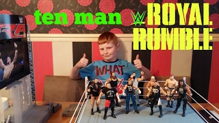 wwe toys royal rumble  #1