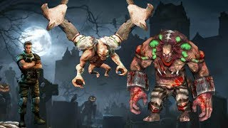 DEAD TARGET: Zombie || RANK 60 - KILL 4 BOSS 「Android Gameplay」