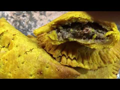 Jamaican Beef Patties From Scratch
