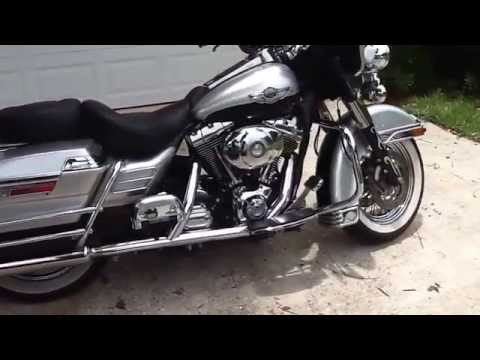 2003 Harley Davidson Electra Glide Classic Anniversary Edition for sale.