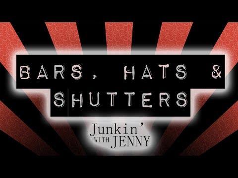 Bars, Hats & Shutters   DIY & Home Design Podcast