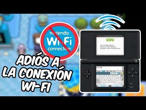 Adiós a la Conexión Wi-Fi de Nintendo DS y Wii