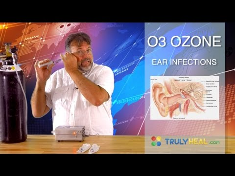How To Treat Ear Infection With Ozone - Ear Infection Treatment