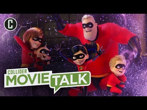 Incredibles 2 Sets Box Office Record - Movie Talk