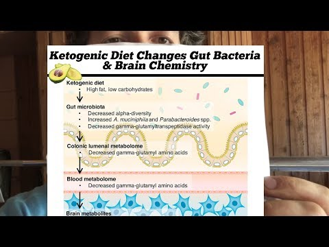 Ketones & Gut Bacteria: New Study