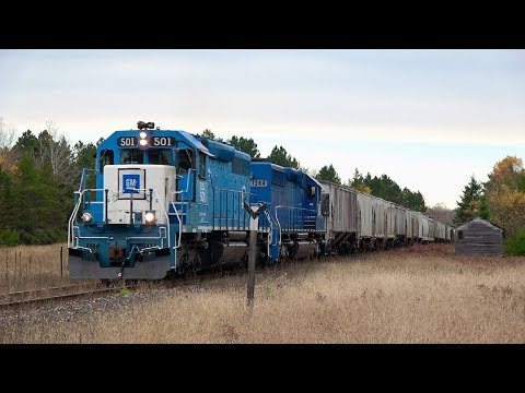 TRRS 516: Escanaba & Lake Superior RR - Mass City to Sidnaw