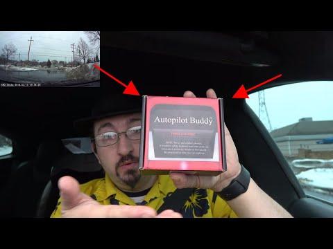 Autopilot Buddy Tesla Nag Reduction Device Test/Review