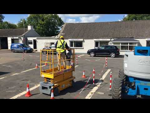 Cherry Picker MEWP Training