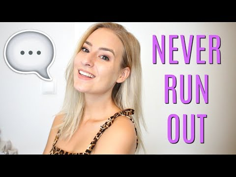 How to NEVER Run out of Things to Say to a Girl - Keep a conversation going!
