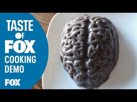 How To Make A Superhuman Jello Brain | TASTE OF FOX