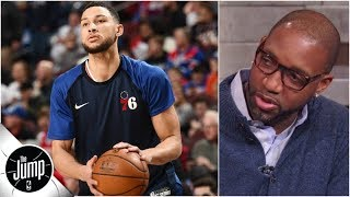 Tracy McGrady to Ben Simmons: 'Come see me in the summertime' | The Jump
