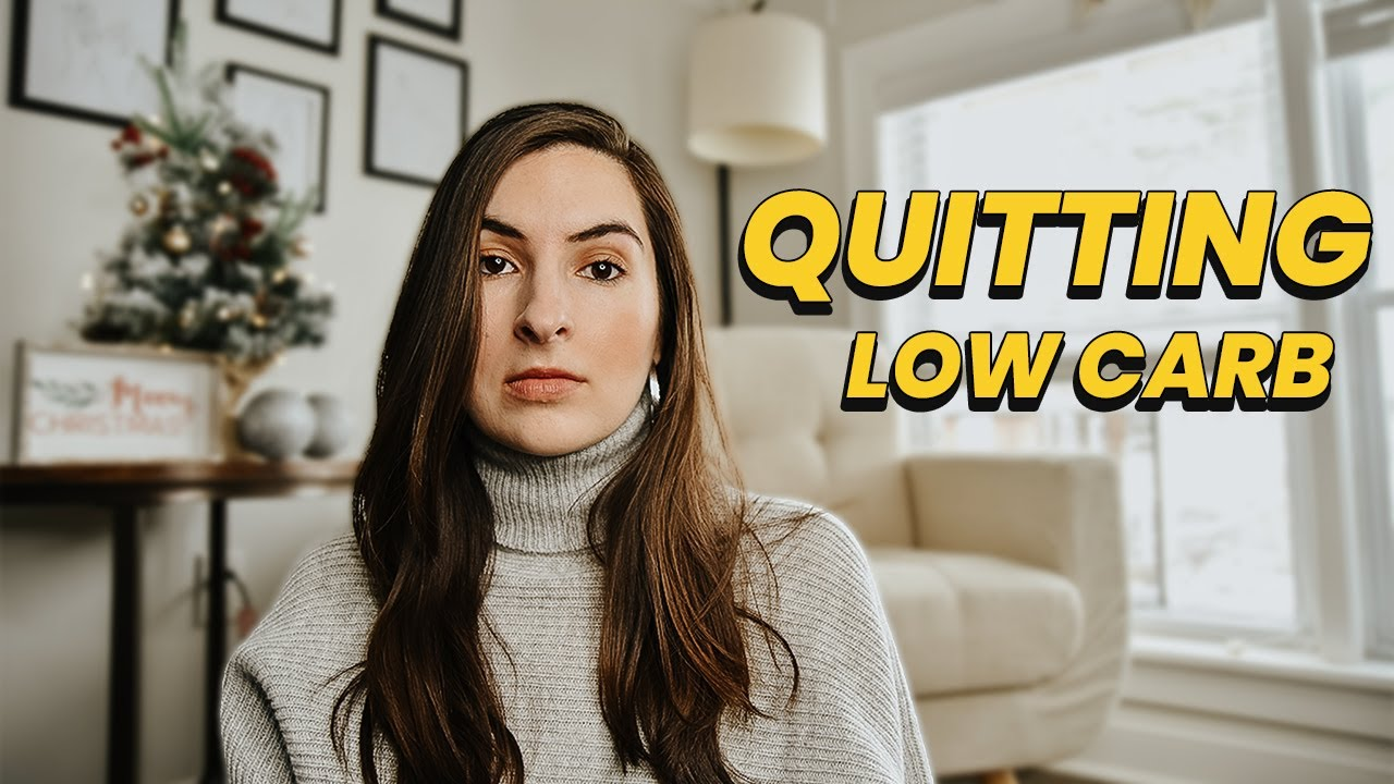 Why I Quit Low Carb Eating After 4 Years | Trying Intuitive Eating?