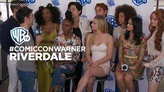 #ComicConWarner | Riverdale