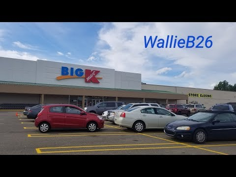 Another Kmart Closing & Going Out Of Business Erie, Pa