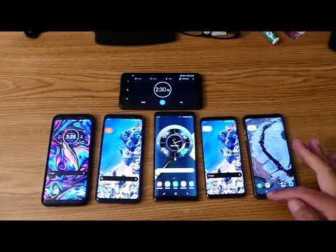 S9 Plus pide Revancha en Prueba de bateria - NO creeras los resultados!!