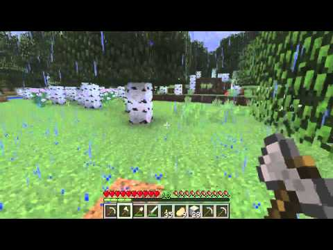 How to get Saplings from trees in Minecraft