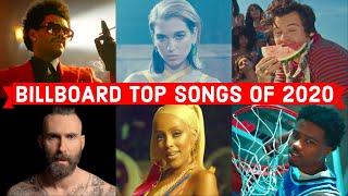 Billboard Top 20 Songs of 2020 (Billboard Year End Chart 2020)