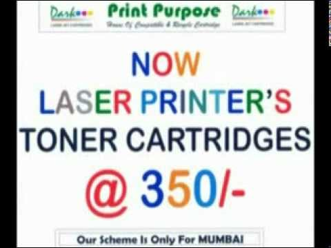 hp laserjet P1007 laser printer toner cartridge REFILLING CST, Masjid Bunder