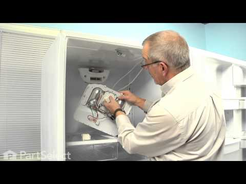 Refrigerator Repair - Replacing the Defrost Timer (Whirlpool Part # 67001036)